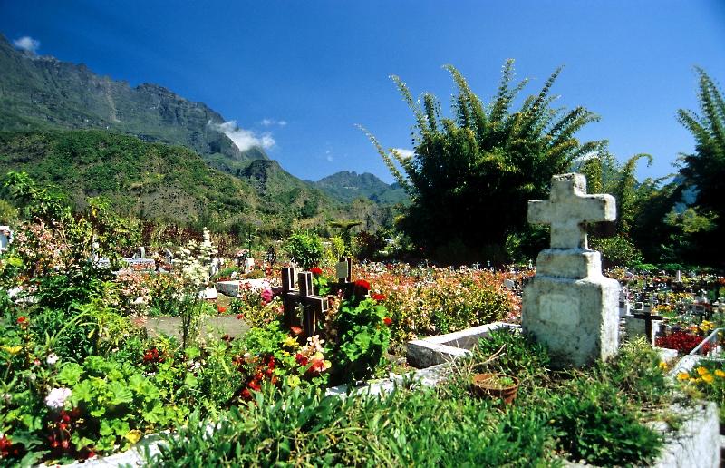 cimetière paysager 974
