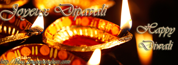 fête du Dipavali à la Réunion 2014