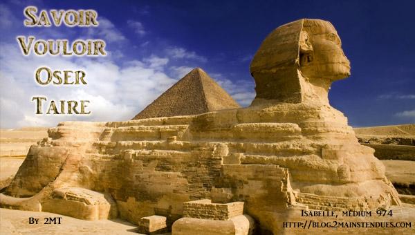 le mystère du sphinx