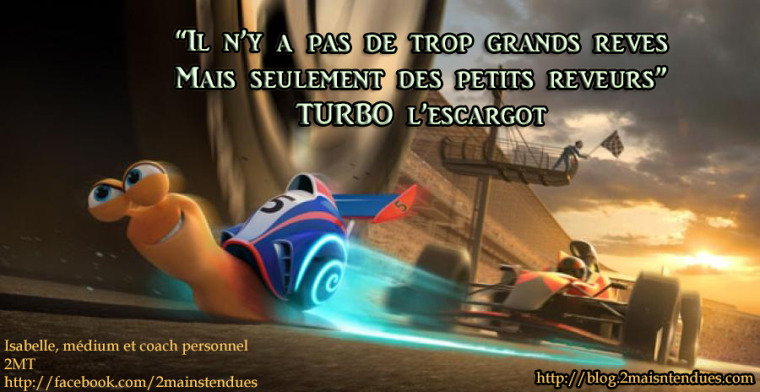 turbo l'escargot