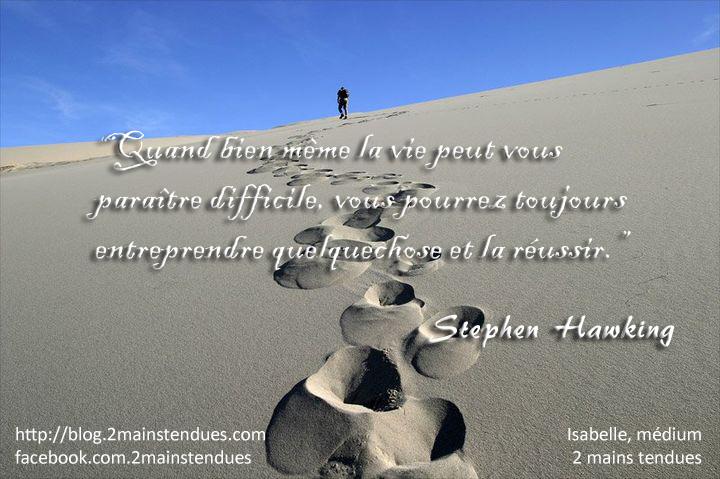 citation de hawking